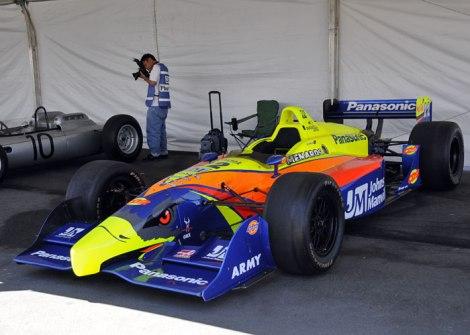 Escudería All American Racers del que Dan Gurney fue dueño.